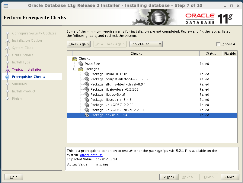 Then, open your file manager and go to properties window of one deb package by right-clicking on it